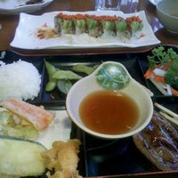 Photo taken at Okawa Japanese Restaurant by Brandon G. on 10/17/2012