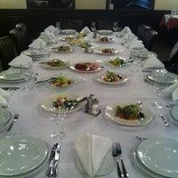 Снимок сделан в PIANO Restaurant пользователем EugeneaS 4/3/2013
