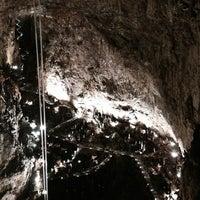 Foto scattata a Grotta Gigante da Donatella F. il 10/19/2013