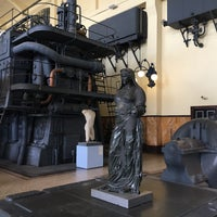 Photo taken at Centrale Montemartini by Donatella F. on 9/16/2017