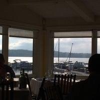 Photo taken at Boathouse Restaurant by Jon W. on 5/15/2015