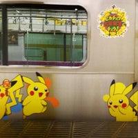Photo taken at Shin-Sakuradai Station by 芳雄 大. on 8/17/2017