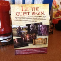 Photo taken at Denny's by Allen H. on 1/1/2013