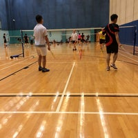 Photo taken at Tsing Yi Sports Centre 青衣體育館 by Dominic L. on 11/30/2013