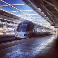 Photo taken at Gautrain Midrand Station by Oelof D. on 9/25/2012