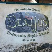 Photo taken at Beau Jo's by Dan W. on 6/10/2013