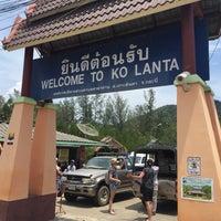Photo taken at Lanta Casuarina Beach Resort Koh Lanta by Kirill M. on 5/2/2016