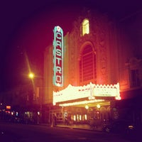 Das Foto wurde bei Castro Theatre von David L. am 9/15/2012 aufgenommen