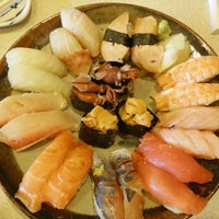 Photo taken at Ino Sushi by Jerry W. on 4/19/2015