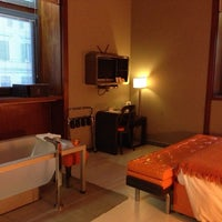 Photo taken at Orange Hotel by Evgenia L. on 2/14/2014