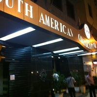 Foto tirada no(a) South American Copacabana por Driffinson N. em 10/13/2012