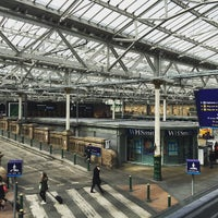 Photo taken at Manchester Piccadilly (MAN) to London Euston (EUS) Train by Michelle Ann Y. on 5/7/2015