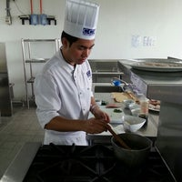 Photo taken at Grand Kitchen - Center for Culinary Arts by Michelle Ann Y. on 7/22/2013