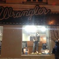 Photo taken at Wrangler by Юрий Ж. on 12/12/2012