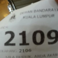 Photo taken at DBKL Counter by Kaza K. on 5/31/2013