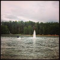 Photo taken at Flyboard by Juli K. on 8/25/2013