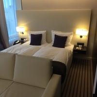 Das Foto wurde bei Radisson Blu Hotel Leipzig von Stefano am 10/22/2014 aufgenommen
