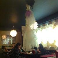 Снимок сделан в PASTA Cafe Bar пользователем Юрий А. 10/27/2012