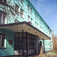 Снимок сделан в ИСМАРТ САФУ (бывш. Севмашвтуз) пользователем Ilya D. 5/2/2013