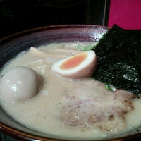 Photo taken at 光麺 六本木店 by へむへむ on 1/4/2013