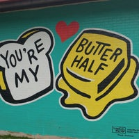 Photo taken at You're My Butter Half by Kristi R. on 2/9/2018