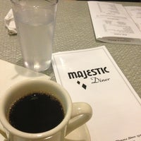 Photo taken at Majestic Diner by Boris T. on 7/15/2013