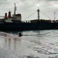 Photo taken at Port of Famagusta by Ali K. on 2/6/2013