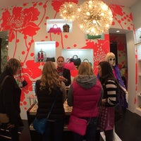 Photo taken at kate spade new york by James T. on 3/1/2014