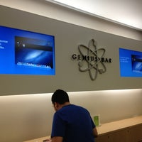 Photo taken at Apple Pioneer Place by James T. on 10/17/2012