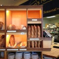 Photo taken at Ken's Artisan Bakery by James T. on 10/20/2012