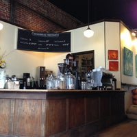 Photo taken at Coffeehouse Northwest by James T. on 3/16/2013