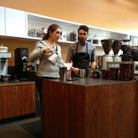 Photo taken at Ristretto Roasters by James T. on 1/4/2013