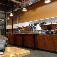 Photo taken at Ristretto Roasters by James T. on 3/5/2013