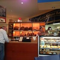 Photo taken at Ken's Artisan Bakery by James T. on 4/9/2013