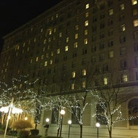 Photo taken at Fairmont Olympic Hotel by James T. on 1/26/2013