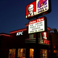 Photo taken at KFC/Taco Bell by dan s. on 7/26/2013