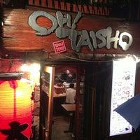 Photo taken at Oh! Taisho by Thomas on 8/18/2013