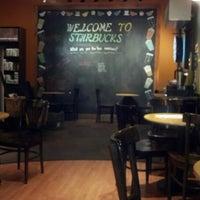Photo taken at Starbucks by David J D. on 1/12/2013