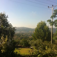 Photo taken at Viewpoint into Lebanon by Tova D. on 7/23/2013