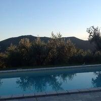 Photo taken at La Chiusa Della Vasca by Marco L. on 9/21/2013