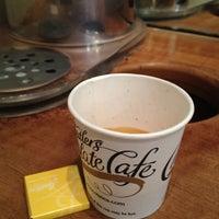 Снимок сделан в Butlers Chocolate Café пользователем David J. 10/21/2012