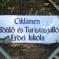 Photo taken at Ciklámen üdülő by David J. on 7/20/2014