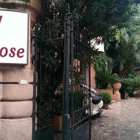 Foto scattata a Hotel Villa delle Rose da Kevin . il 10/7/2013