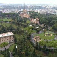 Photo taken at Vatican City by Kevin . on 10/5/2013
