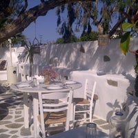 Photo taken at Siparos by Calli T. on 5/4/2013