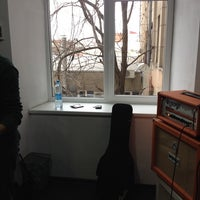 Photo taken at «Атака» — Репетиционный комплекс by Maksim B. on 11/16/2013