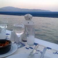 Photo taken at Denizin Tam Dibi by Pinar M. on 6/26/2013