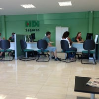 Photo taken at HDI Seguros Bate-Pronto by Marcelo S. on 2/18/2013