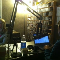 Photo taken at The Bridge at 105.5 by Ashley C. on 10/17/2012