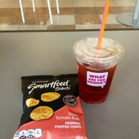 Photo taken at Dunkin Donuts at Bergen Community College by Victoria A. on 6/24/2013